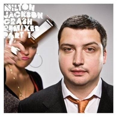 Milton Jackson CRASH REMIXES 1 Vinyl Record