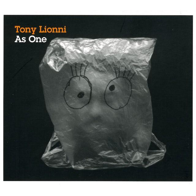 Tony Lionni AS ONE CD