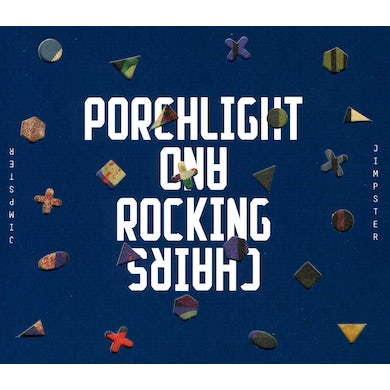 Jimpster PORCHLIGHT & ROCKING CHAIRS CD