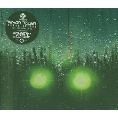 Amon Tobin SPLINTER CELL CD