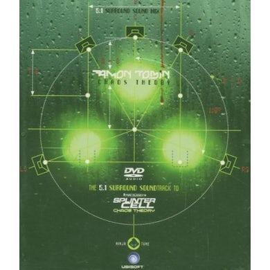 Amon Tobin SPLINTER CELL DVD