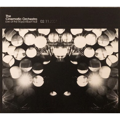 The Cinematic Orchestra LIVE AT THE ROYAL ALBERT HALL CD