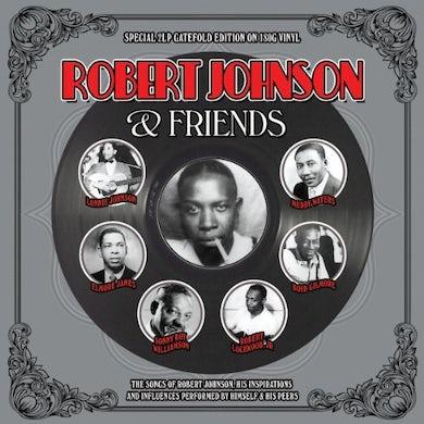 ROBERT JOHNSON & FRIENDS Vinyl Record