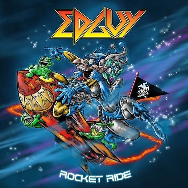 Edguy ROCKET RIDE CD