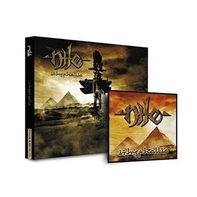 Nile ITHYPHALLIC CD