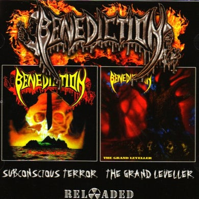 Benediction SUBCONCIOUS TERROR / THE GRAND LEVELLER CD