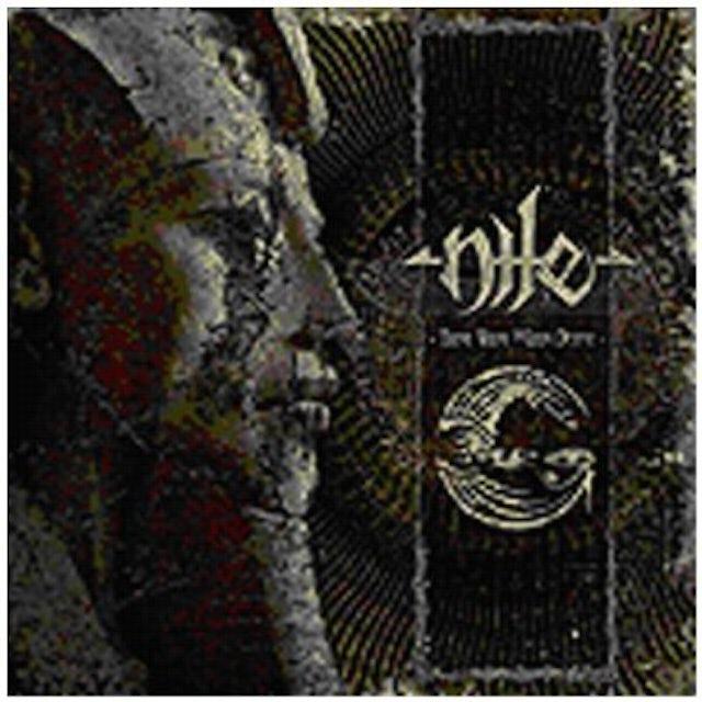Nile THOSE WHOM THE GODS DETEST CD