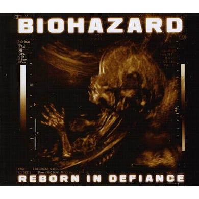 Biohazard REBORN IN DEFIANCE CD