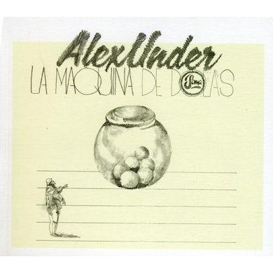 Alex Under LA MAQUINA DE BOLAS CD