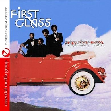 GOING FIRST CLASS CD