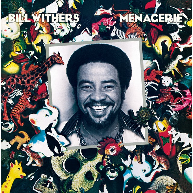 Bill Withers MENAGERIE Vinyl Record