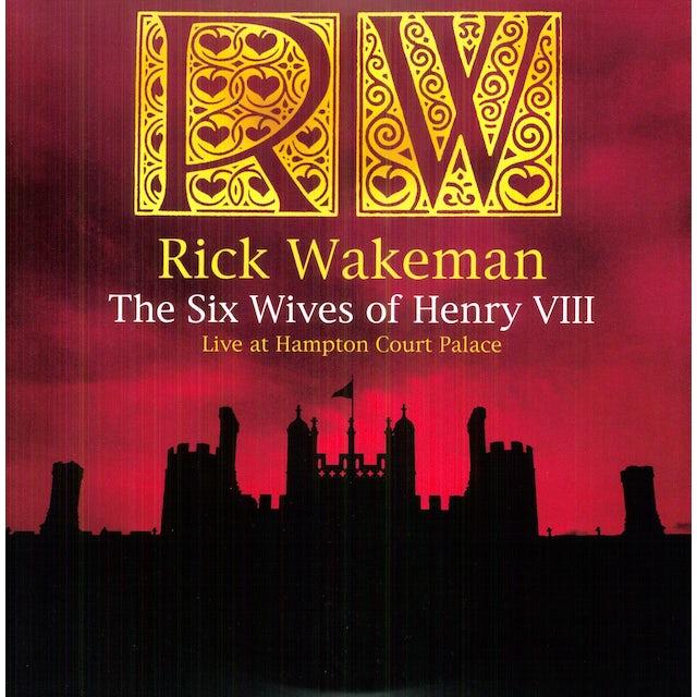 Rick Wakeman SIX WIVES OF HENRY VIII Vinyl Record