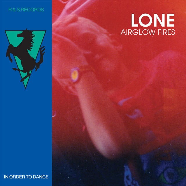 Lone AIRGLOW FIRES Vinyl Record