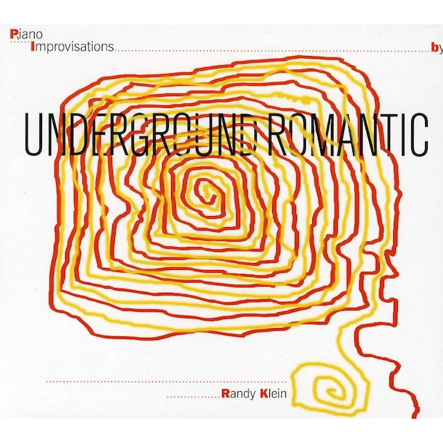 Randy Klein UNDERGROUND ROMANTIC CD