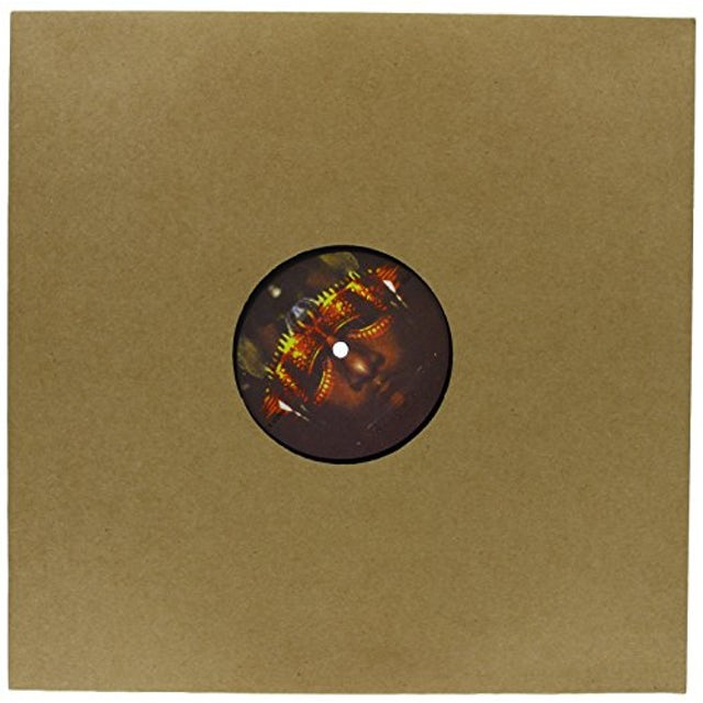 Markus Fix BACK ON EARTH Vinyl Record