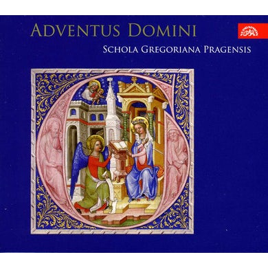 Schola Gregoriana Pragensis ADVENTUS DOMINI CD