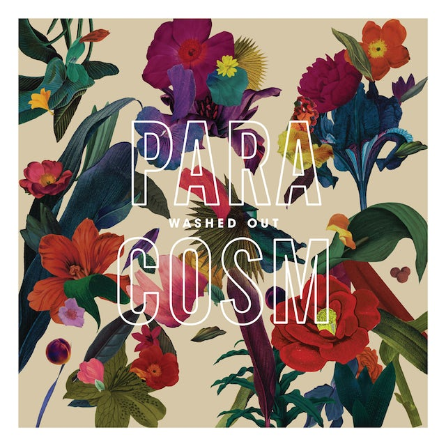 Washed Out PARACOSM Vinyl Record