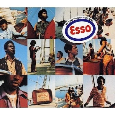 Esso Trinidad Steel Band CD