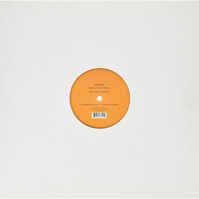 Kuniyuki SESSION 2 REMIXED Vinyl Record