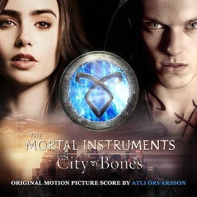 Atli Orvarsson MORTAL INSTRUMENTS: CITY OF BONES (SCORE) / Original Soundtrack CD
