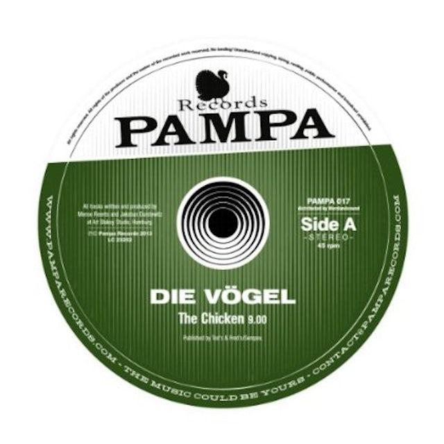 Die Vogel CHICKEN Vinyl Record