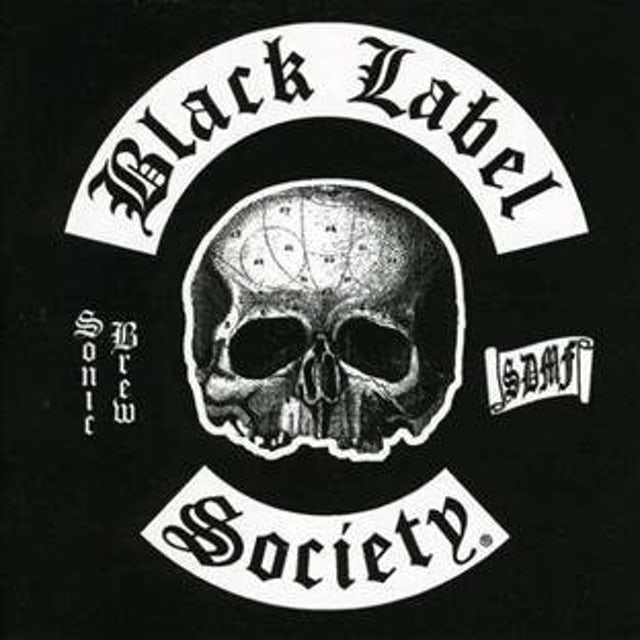 Black Label Society SONIC BREW Vinyl Record - Limited Edition, Colored Vinyl, 180 Gram Pressing