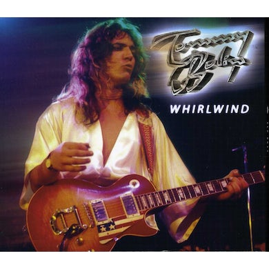 Tommy Bolin WHIRLWIND CD