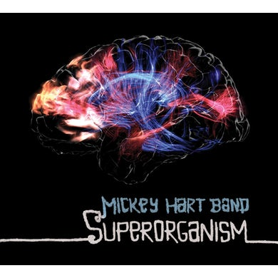 Mickey Hart SUPERORGANISM CD