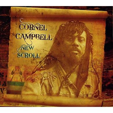 Cornel Campbell NEW SCROLL CD