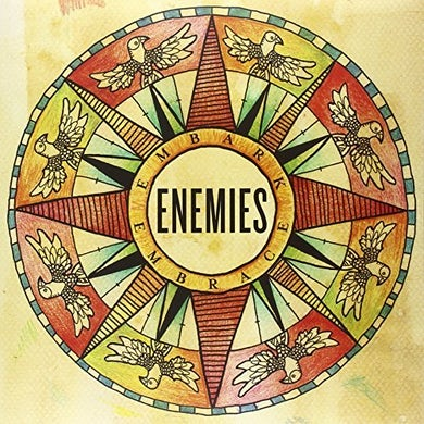 Enemies EMBARK EMBRACE Vinyl Record