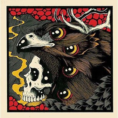 Lento SPLIT (RED / BLACK) Vinyl Record