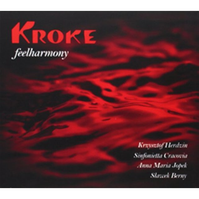 Kroke FEELHARMONY CD