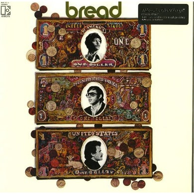 BREAD Vinyl Record