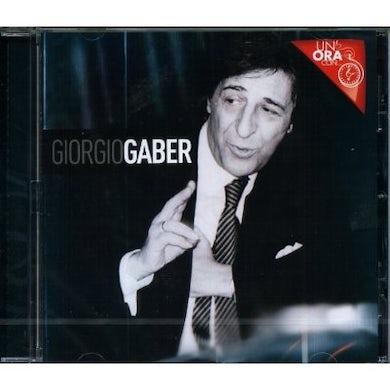 Giorgio Gaber UN ORA CON CD