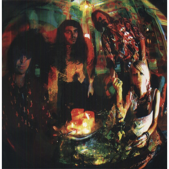 Far-Out Fangtooth BORROWED TIME Vinyl Record