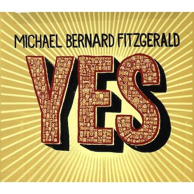 Michael Bernard Fitzgerald YES CD