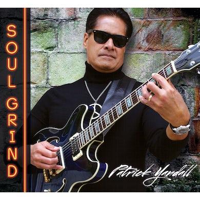 Patrick Yandall SOUL GRIND CD