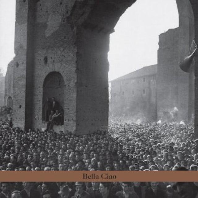 Barbez BELLA CIAO CD