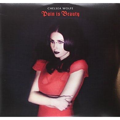 Chelsea Wolfe PAIN IS BEAUTY Vinyl Record