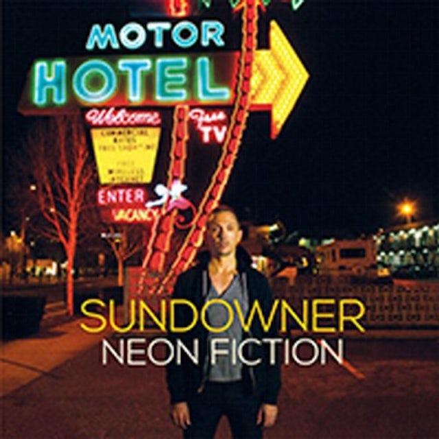 Sundowner NEON FICTION Vinyl Record