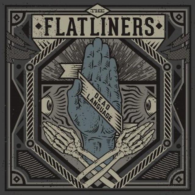 The Flatliners DEAD LANGUAGE Vinyl Record