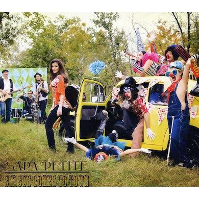 Sara Petite CIRCUS COMES TO TOWN CD