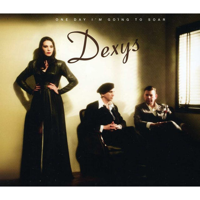 Dexys ONE DAY I'M GOING TO SOAR CD