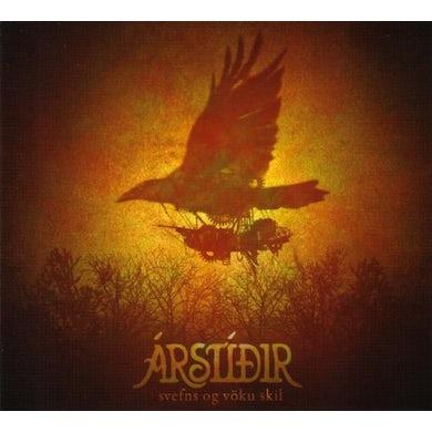 Arstidir SVEFNS OG VOKU SKIL Vinyl Record - w/CD