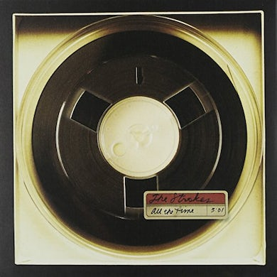 The Strokes ALL THE TIME Vinyl Record
