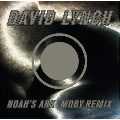 David Lynch NOAH'S ARK (MOBY REMIX) Vinyl Record