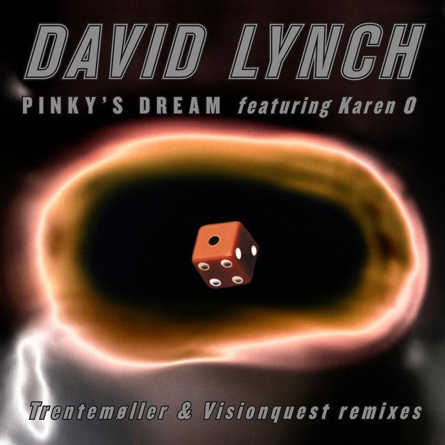 David Lynch PINKY'S DREAM: THE REMIXES Vinyl Record