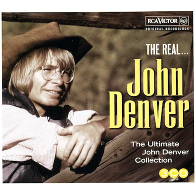 REAL JOHN DENVER CD