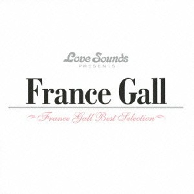France Gall BEST SELECTION CD