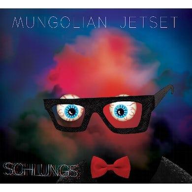 Mungolian Jetset SCHLUNGS CD